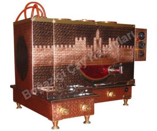 L Tipi Bakır Çay Kazanı (Diyarbakır)